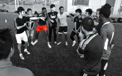 JFS Brings Soccer Without Borders to Springfield!